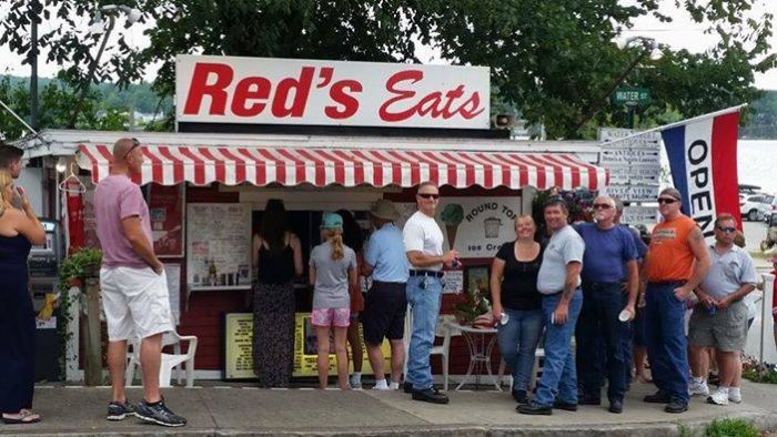 7. Red's Eats, Wiscasset