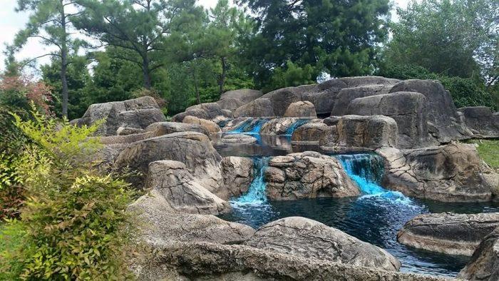 7) Lafreniere Park