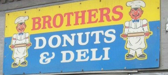 5. Brothers Donuts, Franklin