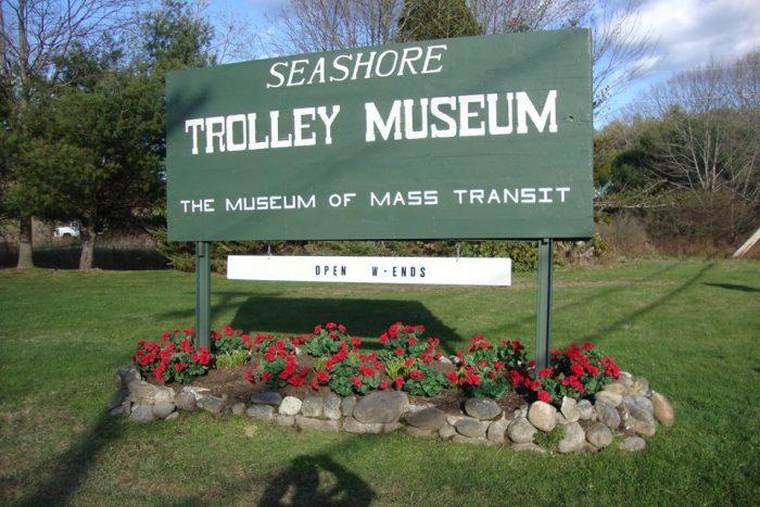 5. The Seashore Trolley Museum, Kennebunkport