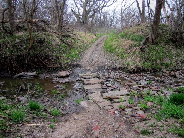 2. The path at Lincoln's Wilderness Park leads to someplace magical...