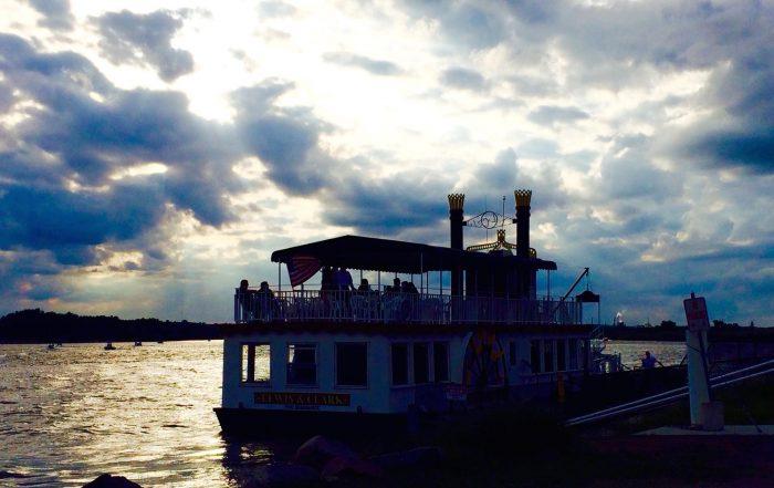 1. Lewis and Clark Riverboat - Bismarck