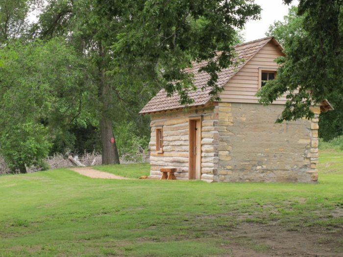 1. Home on the Range Cabin (Athol)