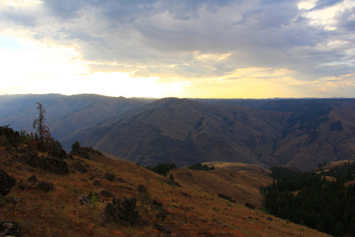 6. Hells Canyon National Recreation Area