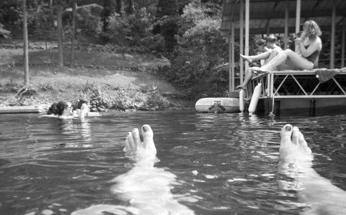 1. Lake Greeson (near Murfreesboro)