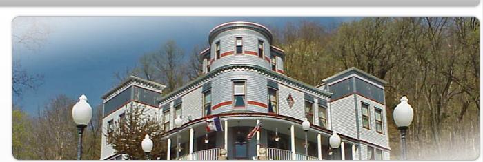 6. Mont Rest Inn, Bellevue, Iowa