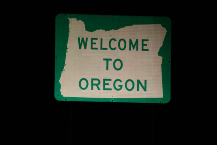 """2. They pronounce Oregon """"Or-gone""""."""