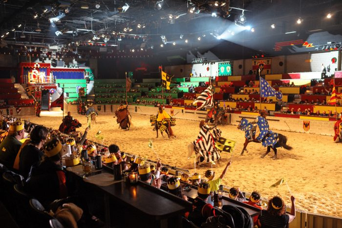 3. Medieval Times, Kissimmee