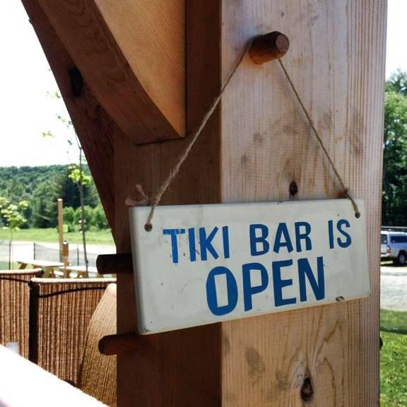 2.  Mike's Tiki Bar, East Burke