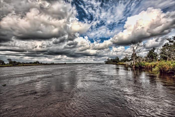 7. The Altamaha River, Southeast Georgia