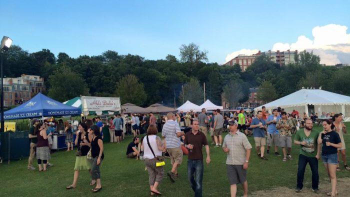 5.  Vermont Brewers Festival – July 15-16,  Burlington