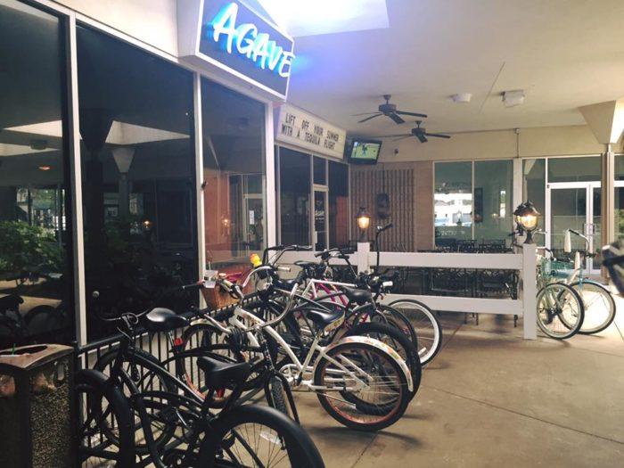 6. Agave Bar and Taqueria (Virginia Beach)