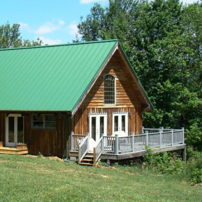 5. Rugby Creek Cabins (Mouth of Wilson)