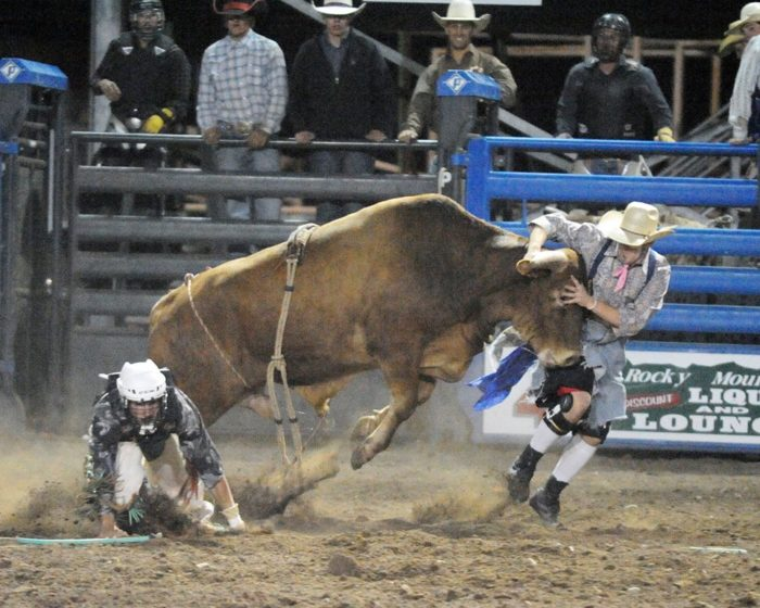 4. Will Rogers Memorial Rodeo