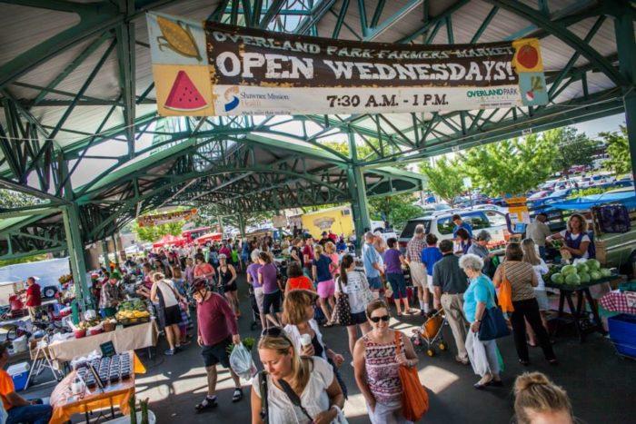9. Overland Park Farmers Market