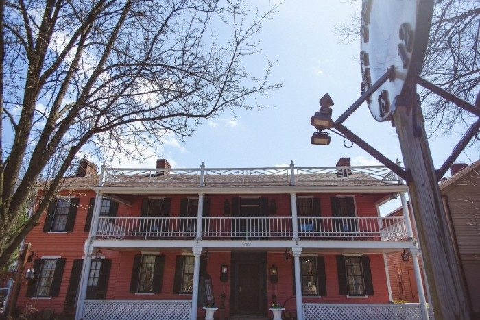 8. The Buxton Inn (Granville)