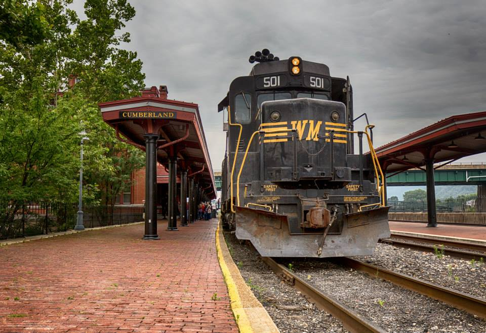 This Epic Train Ride In Maryland Is A Must Do