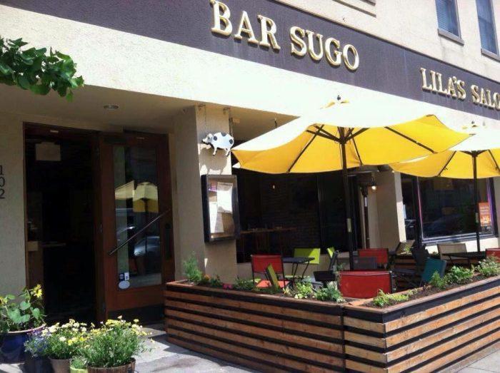 16. Bar Sugo (Norwalk)