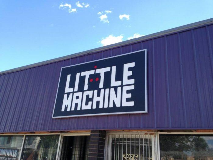 3. Little Machine Beer