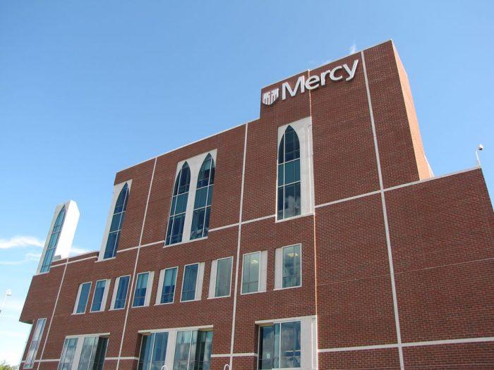 3. Mercy Hospital, Portland
