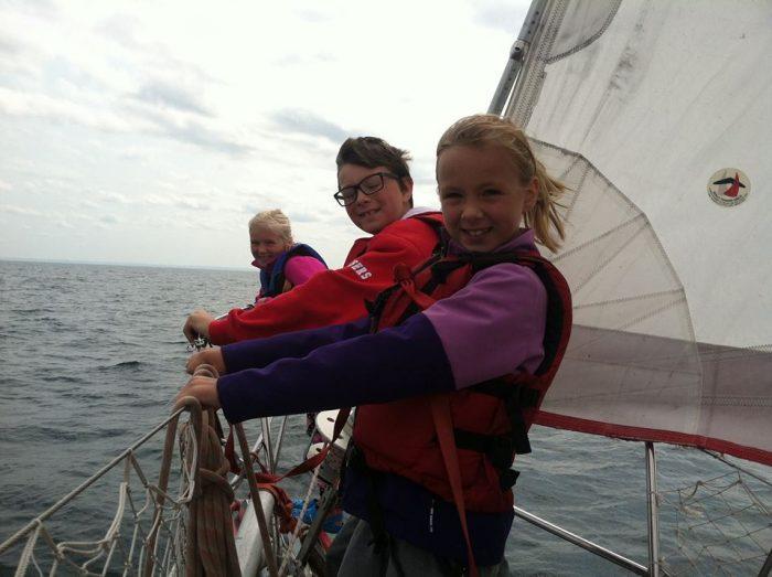 3. Amicus Adventure Sailing
