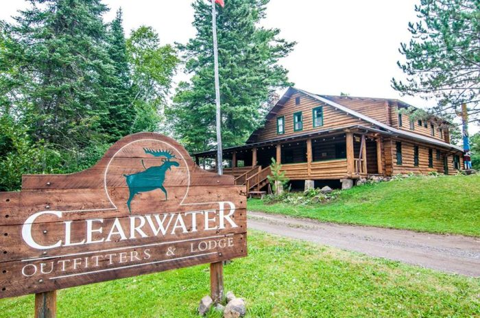 13. Clearwater Historic Lodge & Canoe Outfitters