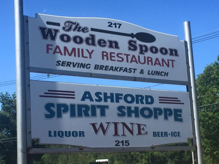 15. The Wooden Spoon (Ashford)
