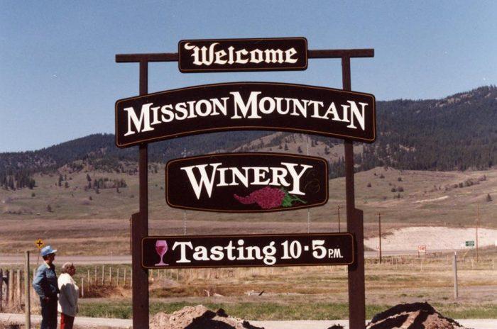3. Mission Mountain Winery, Dayton