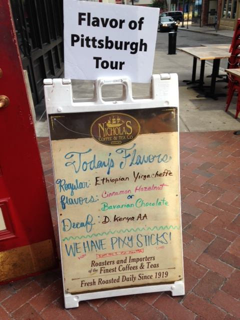 4. The Flavor of Pittsburgh Food Tour, through Pittsburgh Tours & More