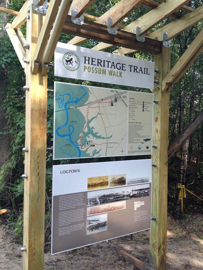 12. Possum Walk Trail, Pearlington