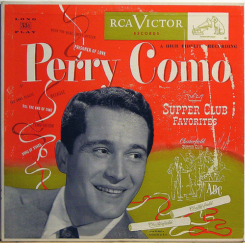 11. Perry Como - Singer/TV Personality