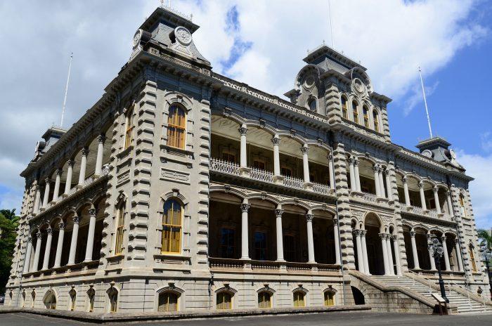 12. Iolani Palace