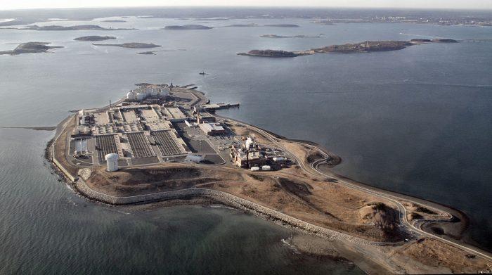 12. Deer Island, Boston Harbor Islands