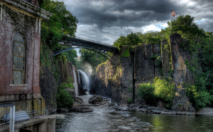 10. Great Falls, Paterson
