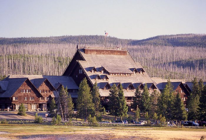 7. Old Faithful Inn