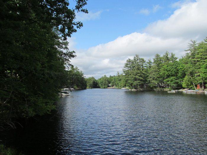11. Lake Monomonac, Winchendon