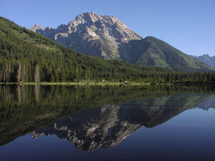 1. String Lake