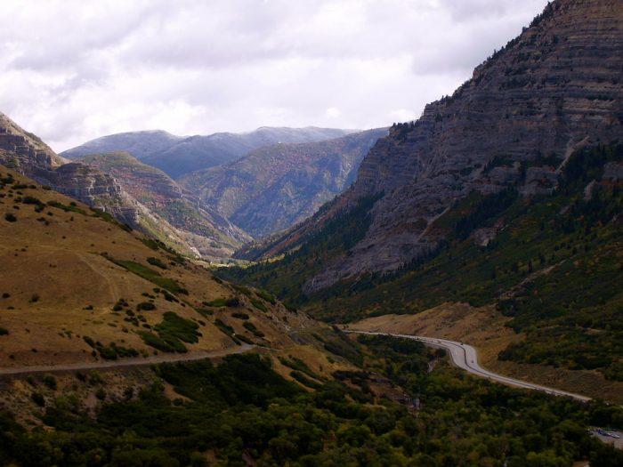14. Provo Canyon