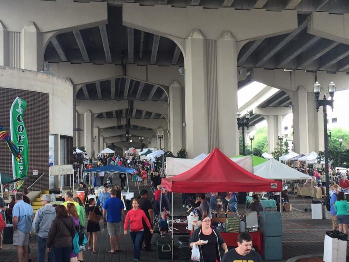 3. Riverside Arts Market, Jacksonville