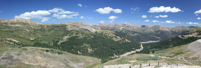 10. West Ridge Trail at Loveland Pass