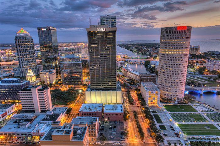 5. Tampa