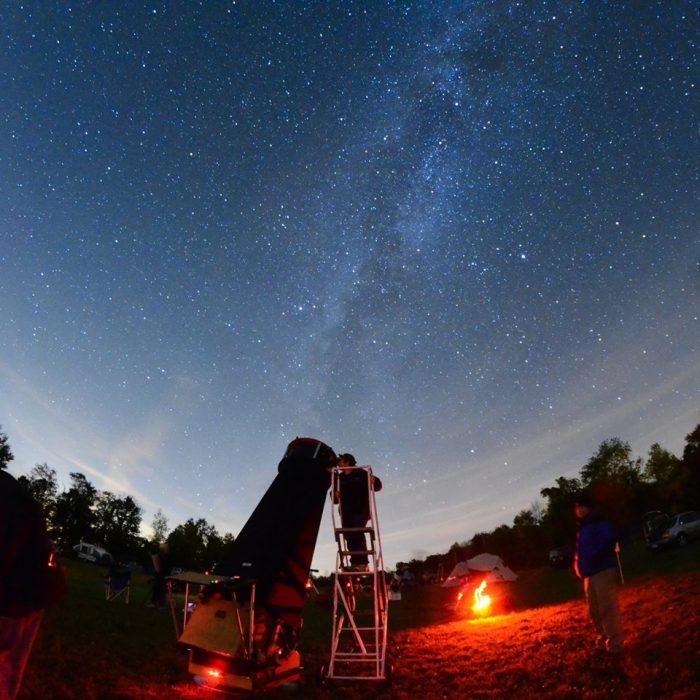 11. Rolnick Observatory (Westport)