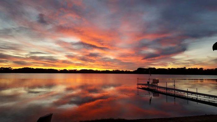12. Little Lake Osakis