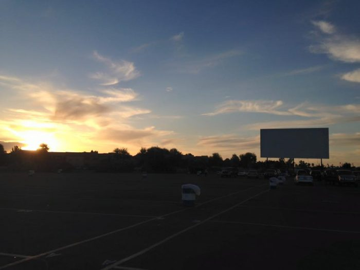 8. Or try a drive-in movie at the West Wind Drive-In in Glendale, our state's last drive-in theatre.