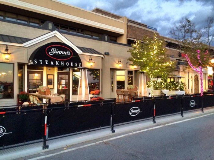 5. Gianni's Steakhouse