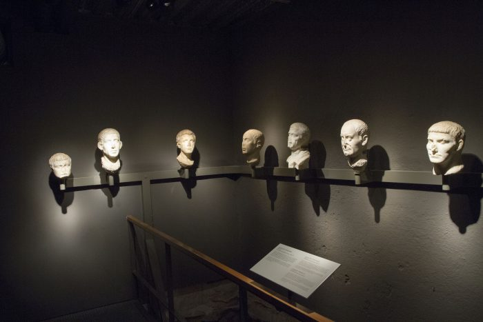1. Laurence Hutton Death Mask Collection, Princeton