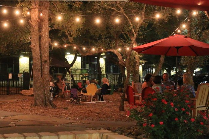 11. Redfin Seafood Kitchen serves creative seafood dishes with some of the freshest surf you'll find in Austin! Their outdoor patio also hosts live music occasionaly as well.