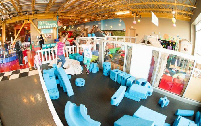 5. Take the kids to The Terre Haute Children's Museum.