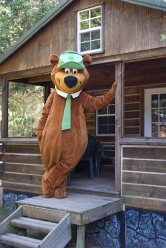 7. Yogi Bear's Jellystone Park, Ashland