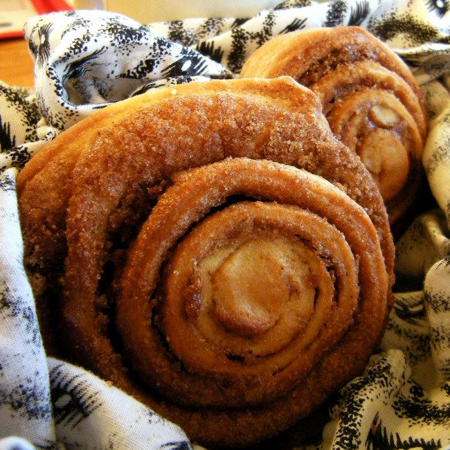 7. Try the cinnamon rolls at Calico County in Fort Smith.